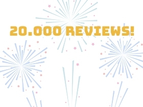 20.000 reviews!