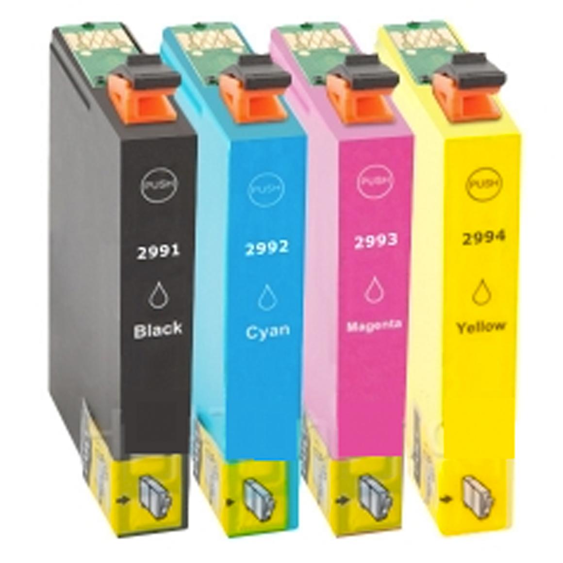 Afbeelding van Epson Expression Home XP 257 inkt cartridge Multipack 29 Xl T2996 (huismerk inktcartridges)