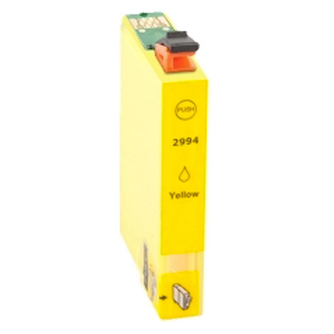 Afbeelding van Epson Expression Home XP 257 inkt cartridge Yellow 29 Xl T2994 (huismerk inktcartridges)