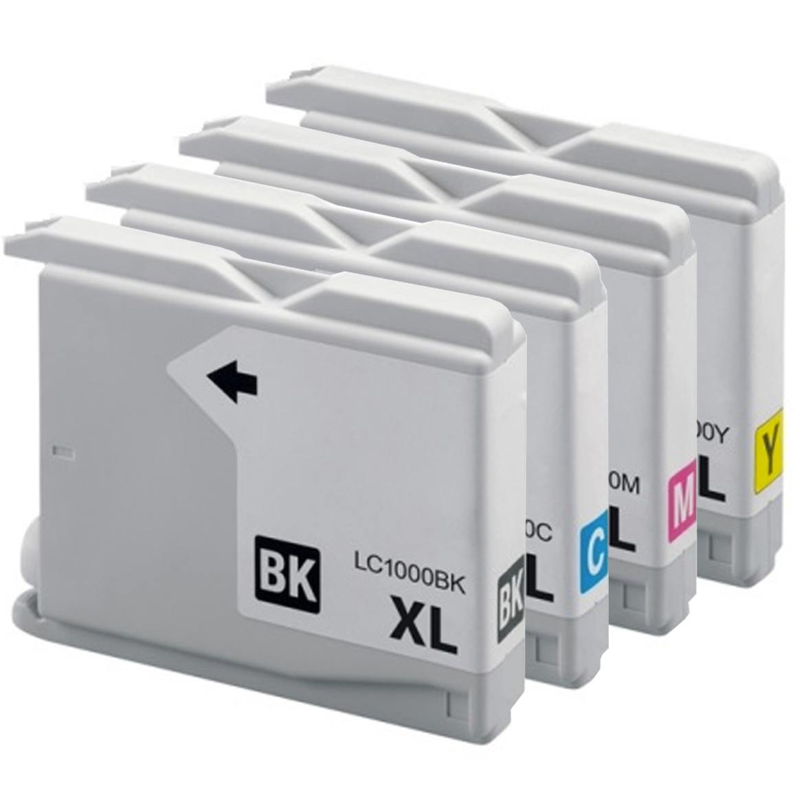 Huismerk Brother LC-1000 Multipack XL