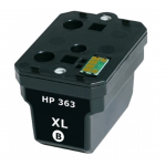 HP Photosmart 3108 Huismerk HP 363XL inktcartridge Zwart
