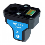 HP Photosmart 3108 Huismerk HP 363XL inktcartridge Cyaan