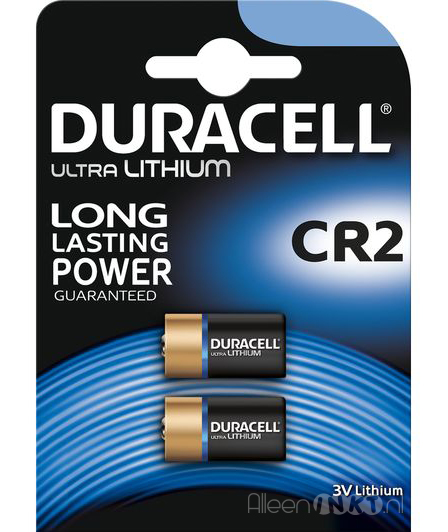 Duracell Ultra Lithium CR2 2-pack