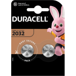 Duracell 2032 3V knoopcel Duo-pack