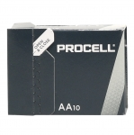 Duracell Industrial AA 10-pack